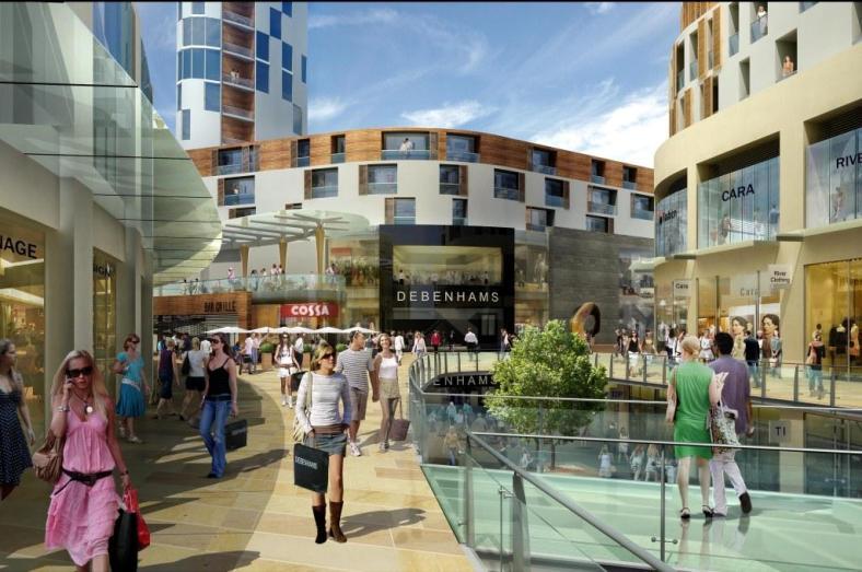 Talkswindon Reports 194 163 200 Million Swindon Regeneration